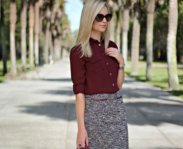رنگهای مناسب لباس برای پاییز